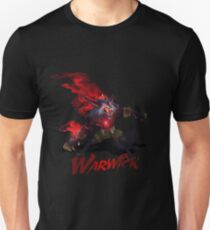 Warwick, the Uncaged Wrath of Zaun Unisex T-Shirt