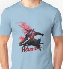 Warwick, the Uncaged Wrath of Zaun Unisex T-Shirt