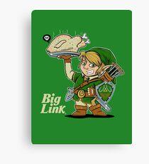 BIG LINK Canvas Print