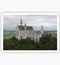 Neuschwanstein Castle Sticker
