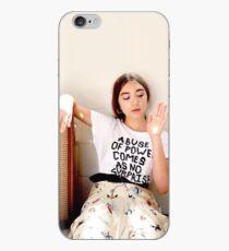 Rowan Blanchard iPhone Case