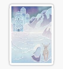 The Snow Queen Sticker