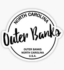 Outer Banks North Carolina Sticker