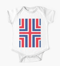 RED WHITE AND BLUE AGAIN Kids Clothes