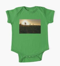 Photographers At Sunset Kids Clothes