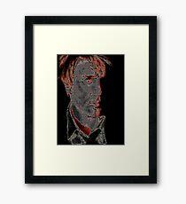 Simon Le Bon Framed Print