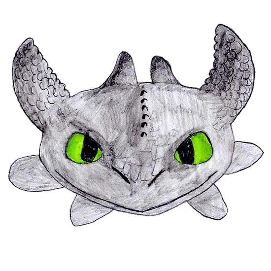 Toothless by AcingDreams