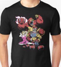 Barrel Boss Battle Unisex T-Shirt