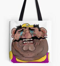 Sad Wario Tote Bag