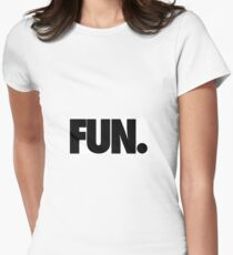 FUN!! Women's Fitted T-Shirt