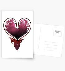 Squid Love Postcards