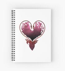 Squid Love Spiral Notebook