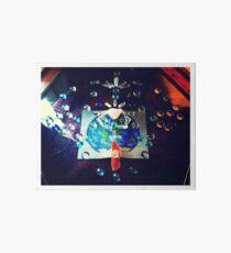 Universal Love - Crystal Healing Art Board