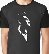 Morrissey Silhouette  Graphic T-Shirt