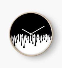 Kylie Cosmetics [White Drip] Clock