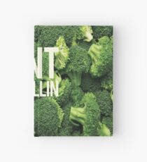 """D.R.A.M and Lil Yachty Inspired """"Broccoli"""" Hardcover Journal"""