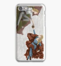 Creation of Dolores iPhone Case/Skin