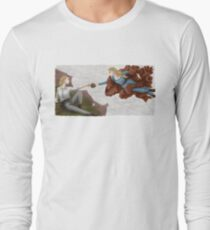 Creation of Dolores Long Sleeve T-Shirt