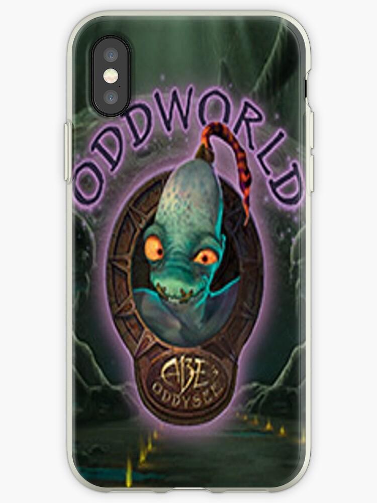Oddworld: Abe's Oddysee by i-am-2-D