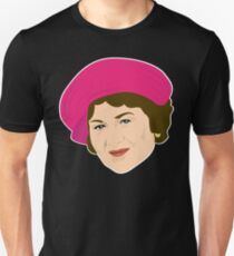 Keeping Up Appearances - Hyacinth Bucket Bouquet Slim Fit T-Shirt