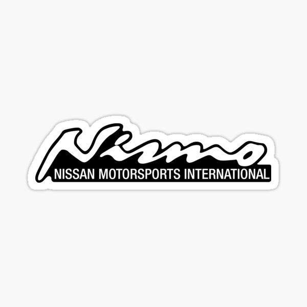 Nismo  Nissan Motorsport Sticker