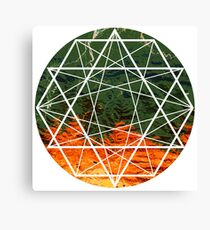 EARTH SCIENCE  Canvas Print