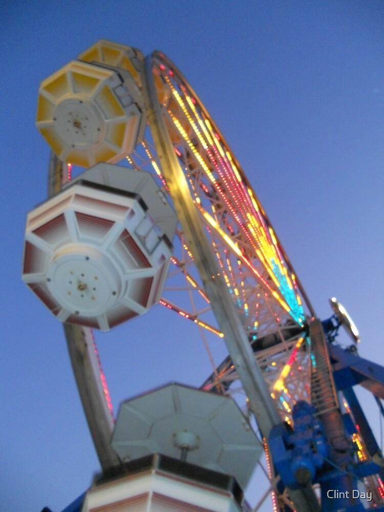Ferris Wheel by Clint Day