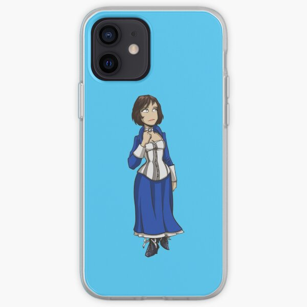 Deponia-Style Elizabeth iPhone Soft Case