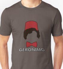 11th Doctor - Geronimo  Unisex T-Shirt