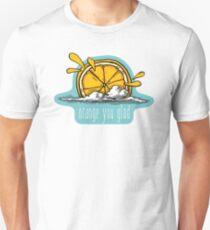 Orange Sunrise –orange you glad Unisex T-Shirt