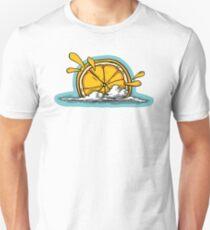 Orange Sunrise Unisex T-Shirt