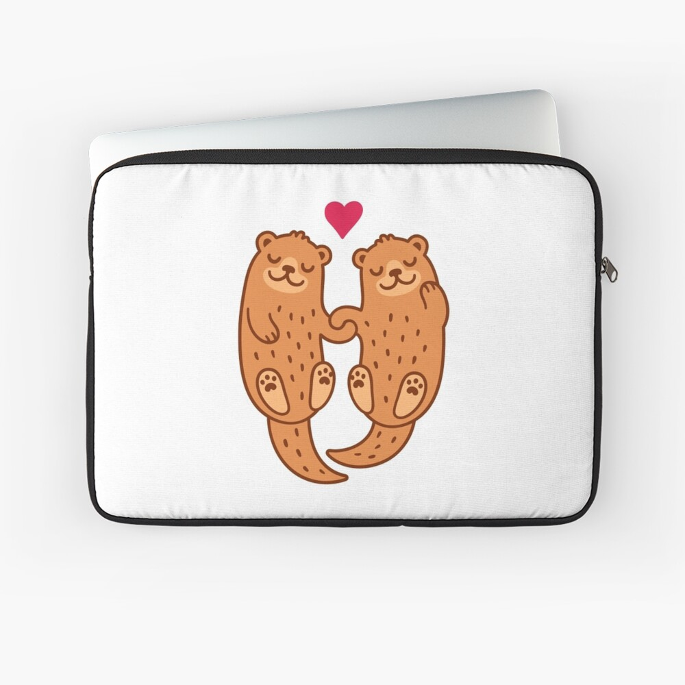 Otterly bezaubernd Laptoptasche