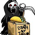 #digistickie Digistickie D3ath By Taco by sketchNkustom