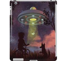 UFO Sighting iPad Case/Skin