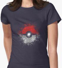 Poke'ball Women's Fitted T-Shirt
