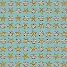 Starfish and Sand dollars by rlnielsen4