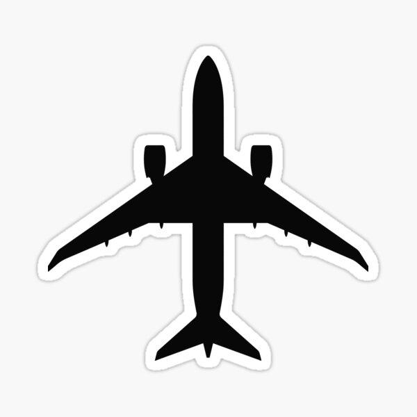Boeing 787 Dreamliner - Commercial Jet Airliner Sticker