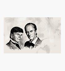 Merrison and Williams Photographic Print