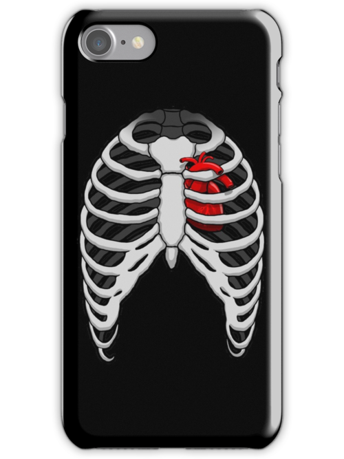 Ribcage Heart by R-evolution GFX