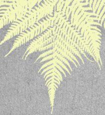 Concrete Fern Yellow Sticker