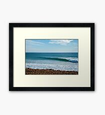 Finding Happiness Framed Print