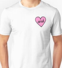 SNSD Heart Patch kpop Unisex T-Shirt