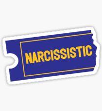 Narcissistic Video Sticker