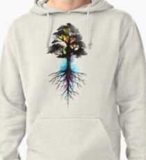 Natural Source  Pullover Hoodie