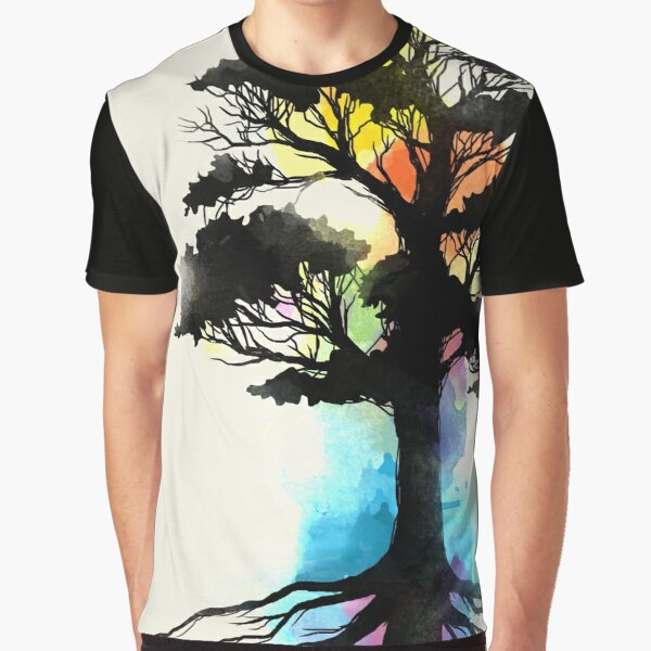Natural Source  Graphic T-Shirt