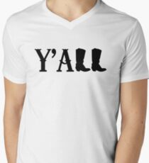 Y'all Boots T-Shirt