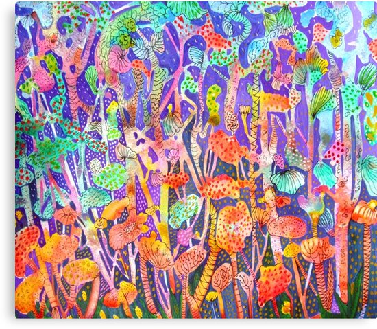 Forest of Dreams by marlene veronique holdsworth
