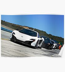 650S Lineup  Poster