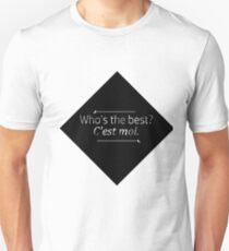 Lafayette Hamilton quote T-Shirt