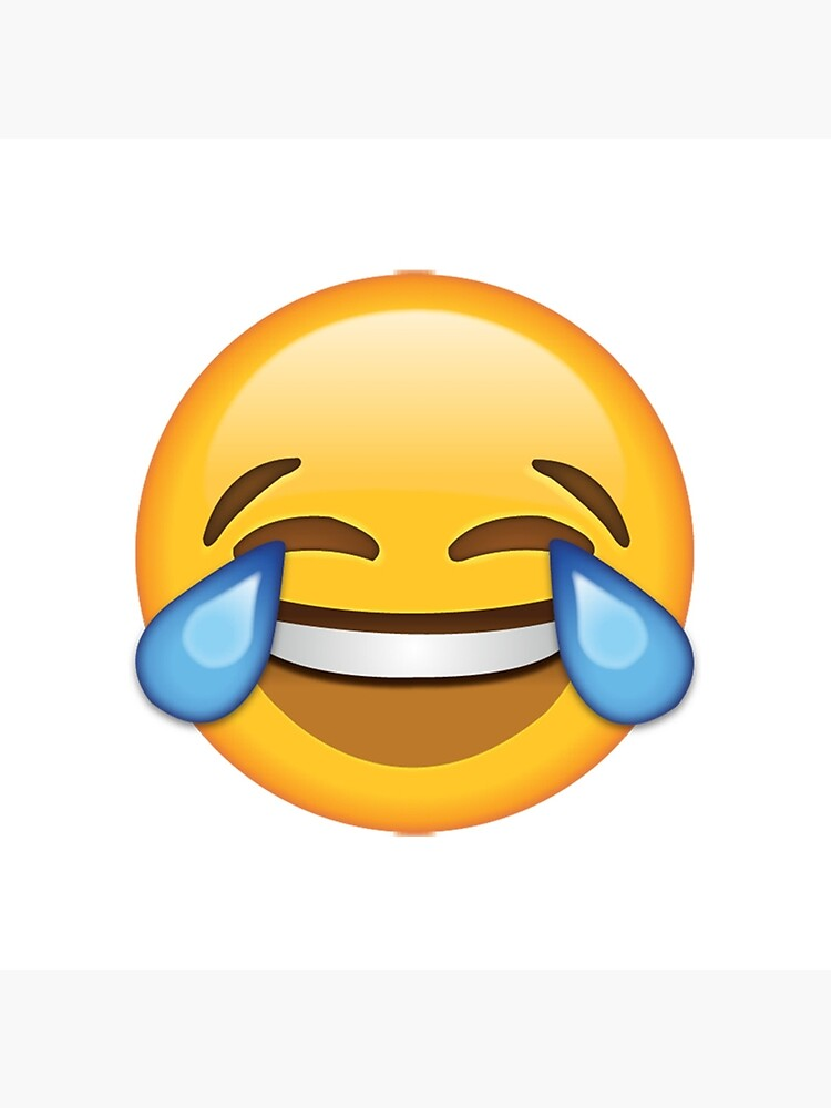 Tote Bag Larmes De Joie Emoji Qui Rit Par Rbemoji Redbubble
